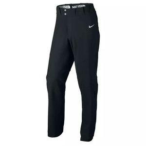 NIKE VAPOR PRO BASEBALL PANTS.BLACK